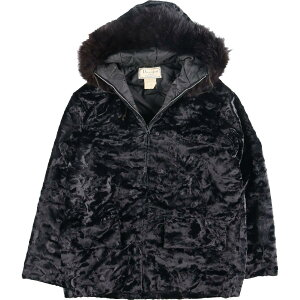 Christian Dior SPORT Faux Fur Jacket Made in France Ladies M/wbj3166 [Used] [191206] [PD202-2] [CS2003] [SS2007]