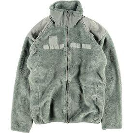 JACKET FLEECE COLD WEATHER(GEN 3) ミリタリー フリースジャケット