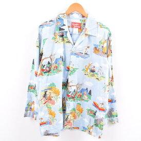 frankie&johnnyパジャマシャツ