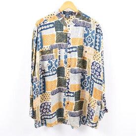 MONTAGEシルクシャツ