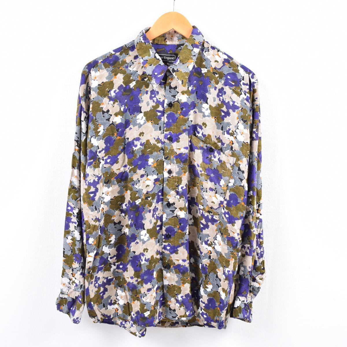 古着屋JAMの総柄シャツ