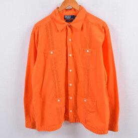 Ralph Laurenメキシカンシャツ