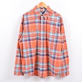 Ralph LaurenPOLO by Ralph Laurenコットンチェックシャツ