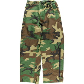 90s TROUSERS COLD WEATHER CAMOUFLAGE ミリタリーパンツ