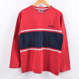 Ralph Lauren CHAPS ロングTシャツ