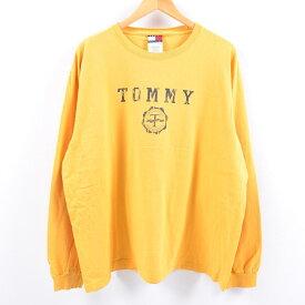 TOMMY HILFIGER ロングTシャツ
