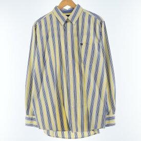 Ralph LaurenCHAPSボタンダウンストライプシャツ