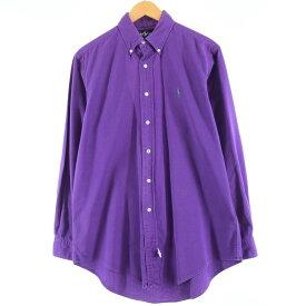 Ralph Laurenボタンダウンシャツ