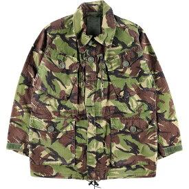 JACKET DPM FIELD ミリタリー フィールドジャケット