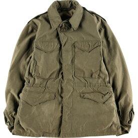 40s M-43 ミリタリー フィールドジャケット