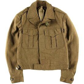 40s アイクジャケット ミリタリー フィールドジャケット