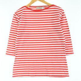 L.L.Bean 七分袖Tシャツ