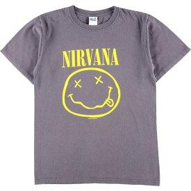 anvil NIRVANA バンドTシャツ