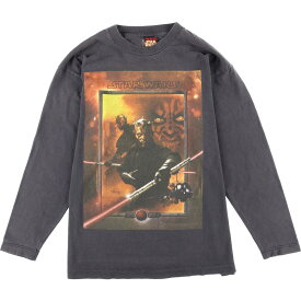 SCREEN STARS by FRUIT OF THE LOOM STAR WARS ロングTシャツ
