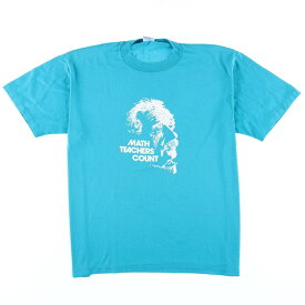 Jerzees ALBERT EINSTEIN 偉人Tシャツ