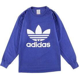 adidas ロングTシャツ