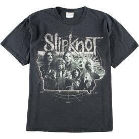 Hanes SLIPKNOT バンドTシャツ