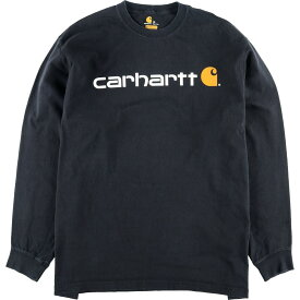Carhartt ORIGINAL FIT ロングTシャツ