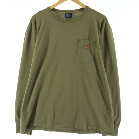 Ralph Lauren POLO by Ralph Lauren ポケットロングTシャツ