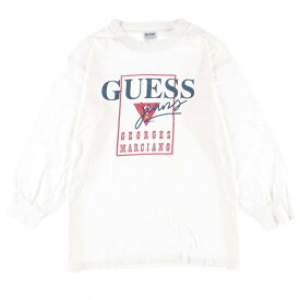 Guess BY GEORGES MARCIANO ロングTシャツ