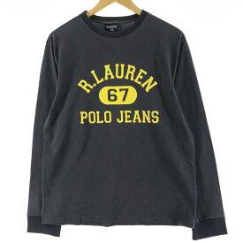 Ralph Lauren POLO JEANS COMPANY ロングTシャツ