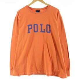 Ralph Lauren POLO SPORT ロングTシャツ