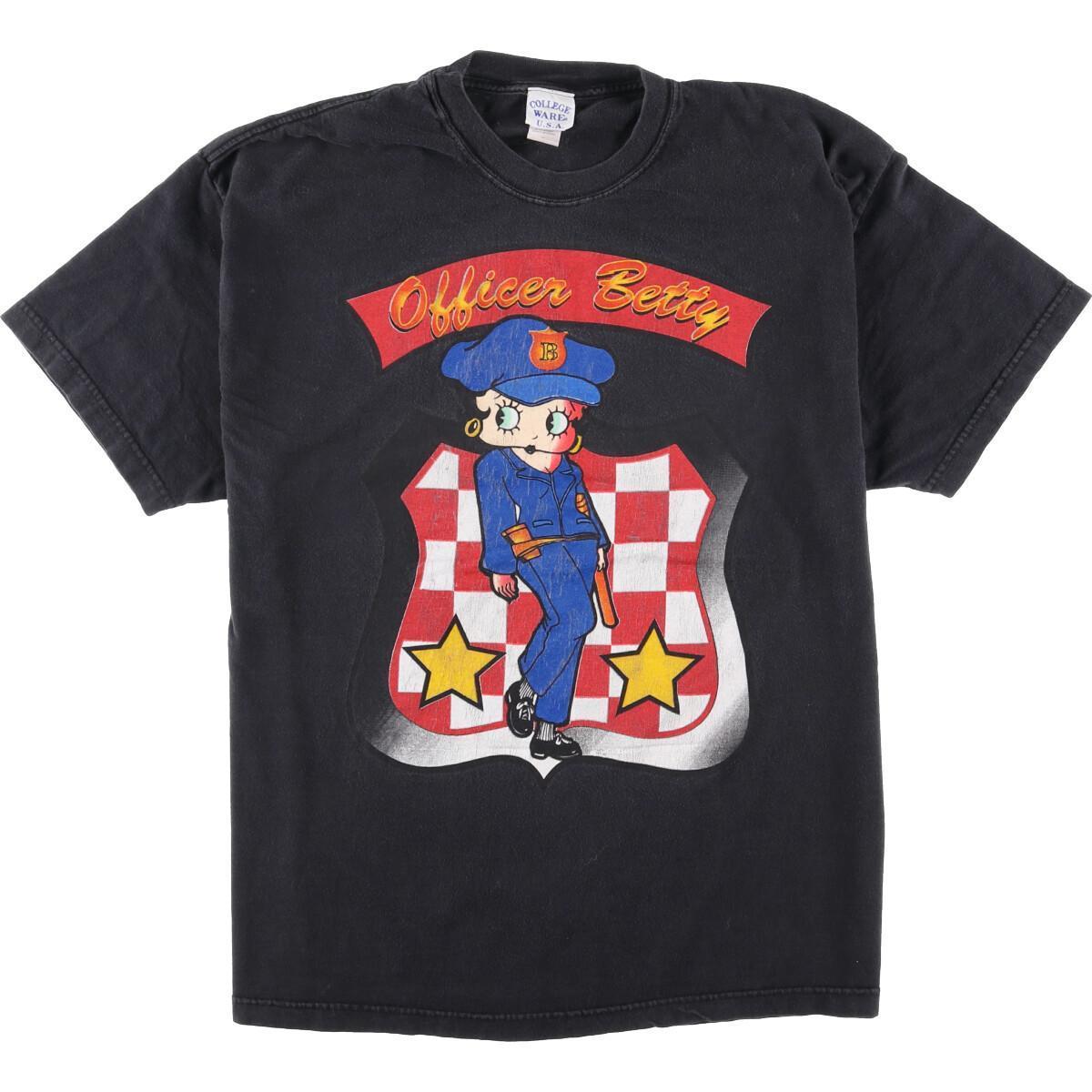 古着屋JAMのベティブープTシャツ