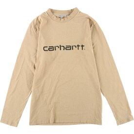 Carhartt ロングTシャツ