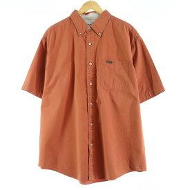 Carhartt 半袖ワークシャツ
