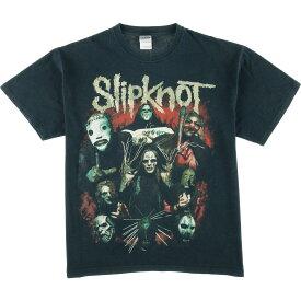 GILDAN SLIPKNOT バンドTシャツ