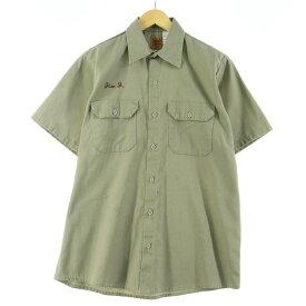 BIG BEN 半袖ワークシャツ