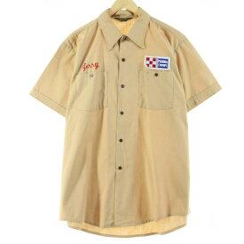 PROTEXALL 半袖ワークシャツ