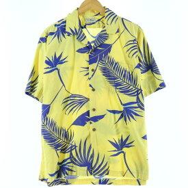 L.L.Bean ハワイアンアロハシャツ