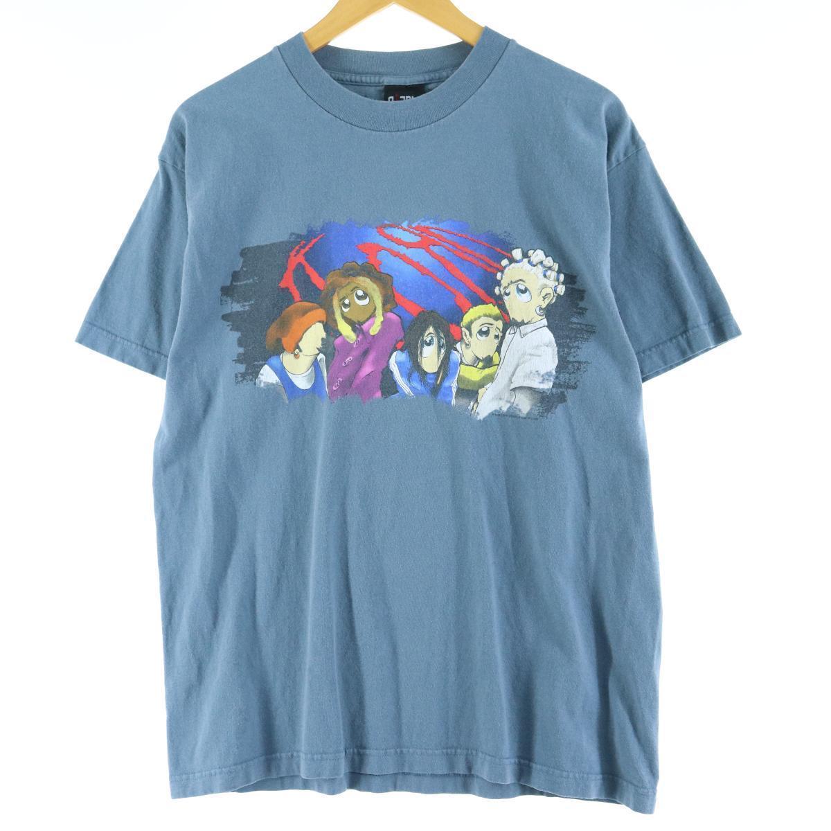 コーンバンドTシャツ