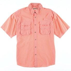 RUGGED EARTH 半袖フィッシングシャツ