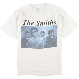 Hanes THE SMITHS バンドTシャツ