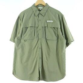 FIELD & STREAM 半袖フィッシングシャツ
