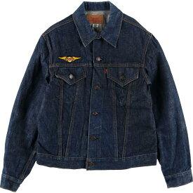 70s Levi's 70505 デニムジャケット