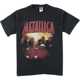 FRUIT OF THE LOOM METALLICA LOADTOUR 1996-1997 バンドTシャツ