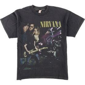 3 NIRVANA バンドTシャツ