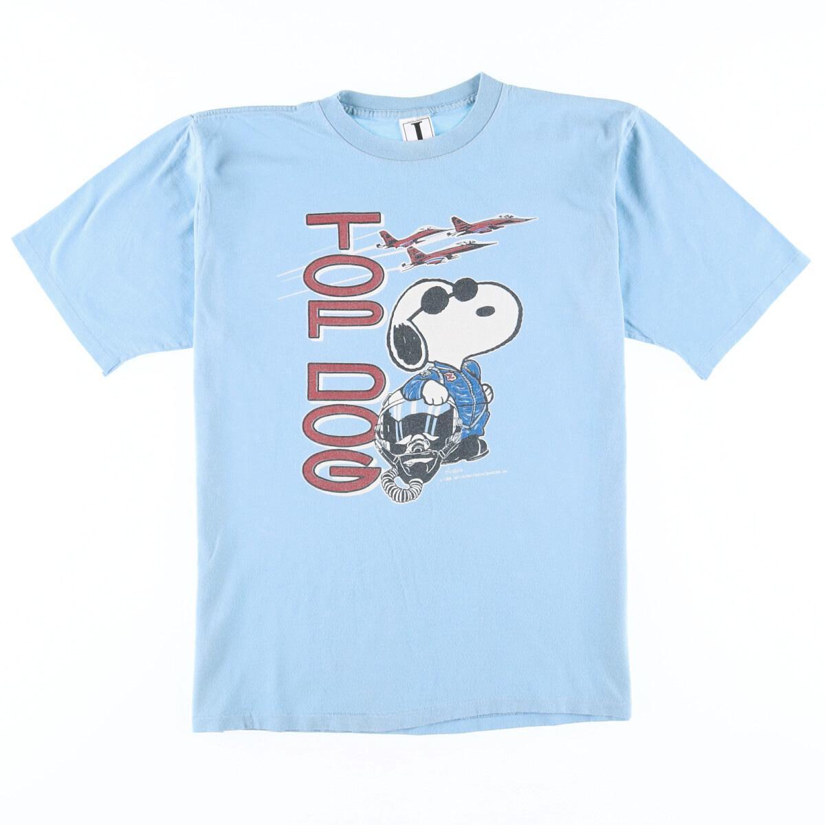 古着屋JAMのスヌーピーTシャツ