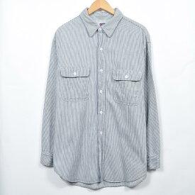 BIGMAC 長袖ワークシャツ