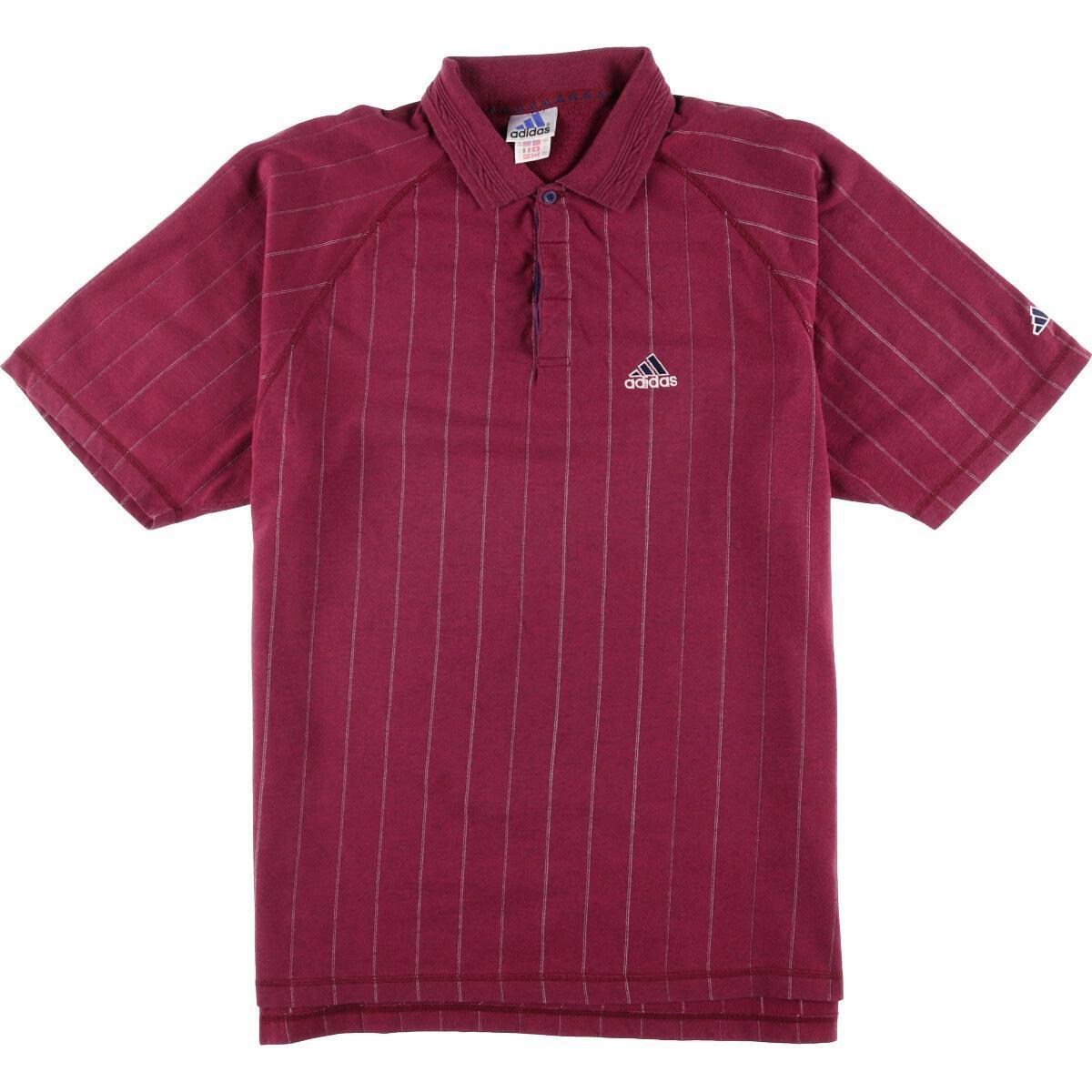 ポロシャツ(adidas)