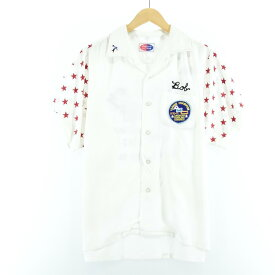 60s King Louie ALL STAR ボウリングシャツ