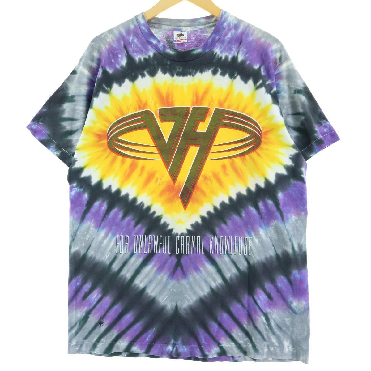 ヴァンヘイレン Tシャツ