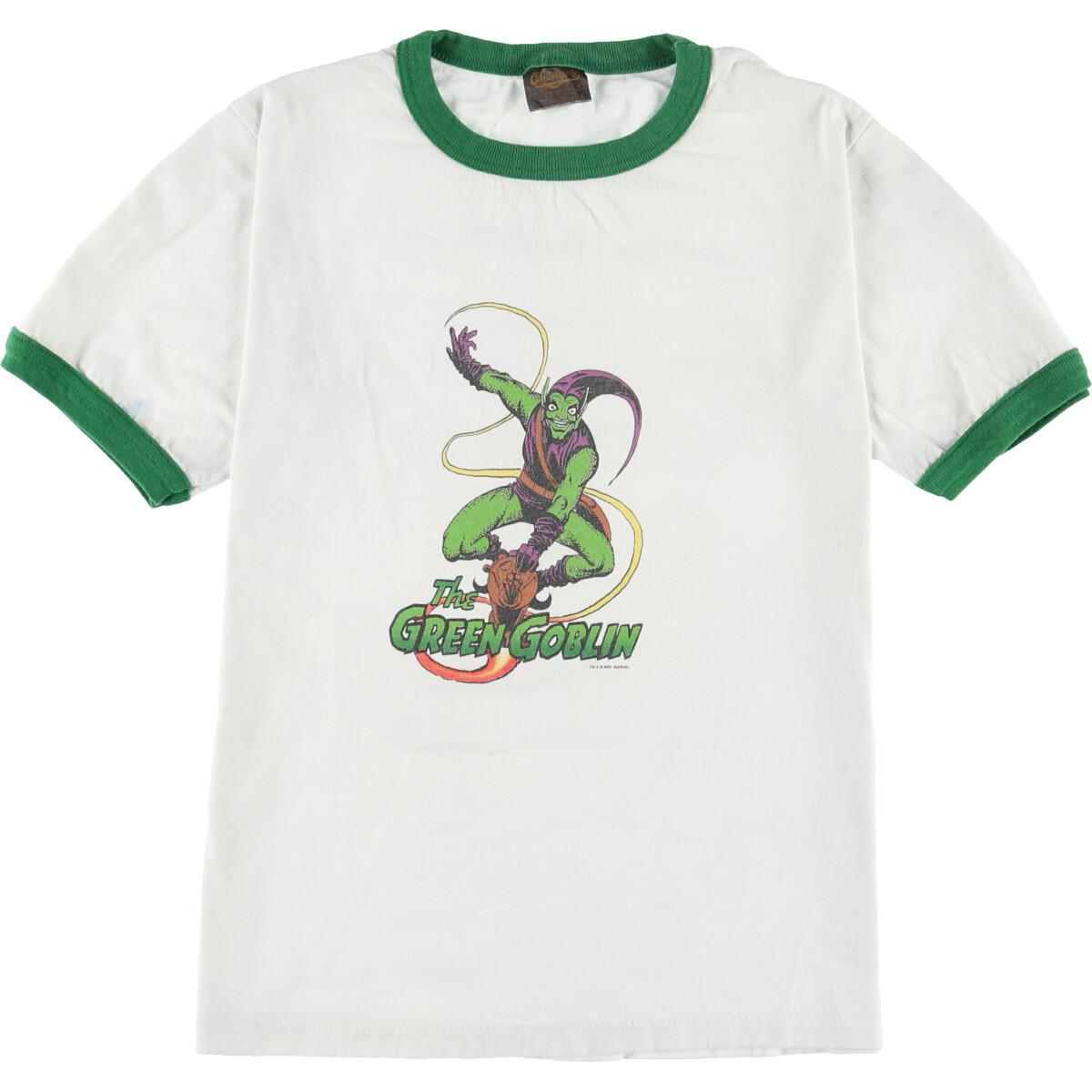 トップス, Tシャツ・カットソー Changes SPIDER-MAN THE GREEN GOBLIN T T USA M eaa055562 200709SS2009