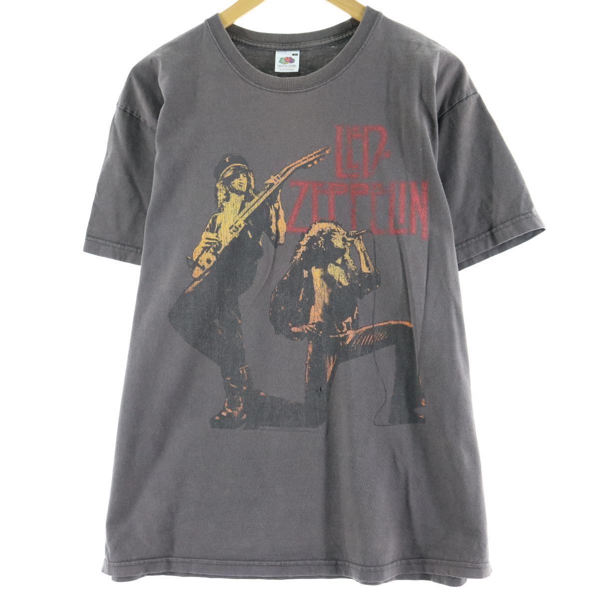 レッド ツェッペリンバンドTシャツ