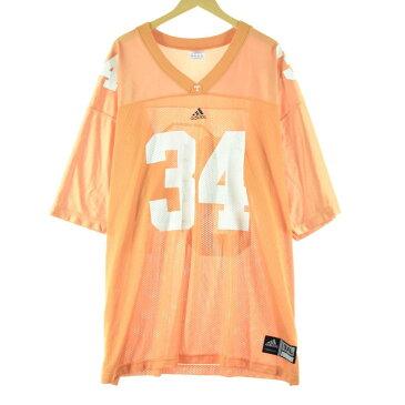 ビッグサイズ アディダス adidas NFL ゲームシャツ レプリカユニフォーム メンズXXXL /eaa058166 【中古】 【200713】【SS2009】