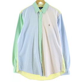 Ralph Lauren 長袖ボタンダウンシャツ