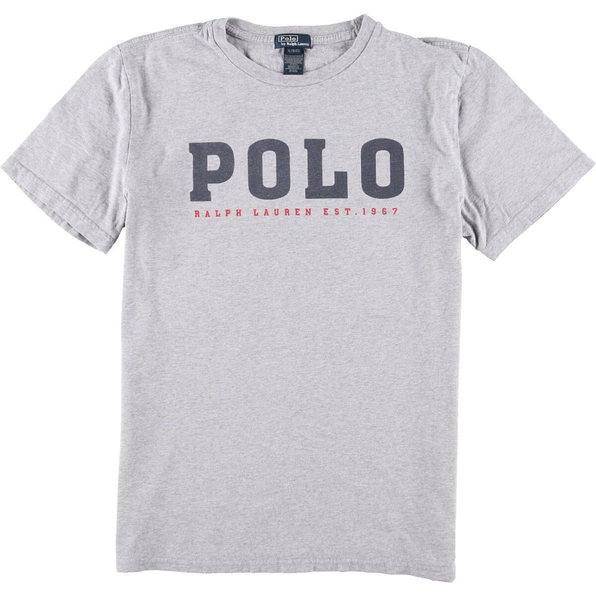 ポロラルフローレンTシャツ